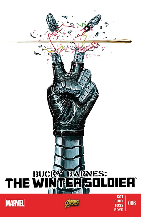 Bucky Barnes – The Winter Soldier #6 Free Download