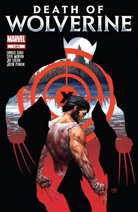 Death of Wolverine #1 – 4 (2015)