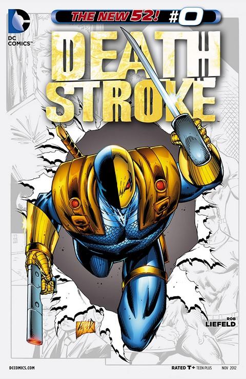 Deathstroke Vol. 2 #0 – 20 (2011-2013)
