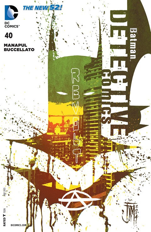 Detective Comics #40 Free Download