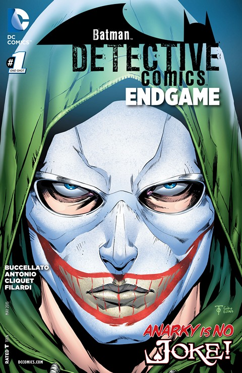 Detective Comics – Endgame #1 Free Download