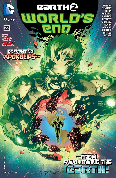 Earth 2 – World's End #22 Free Download
