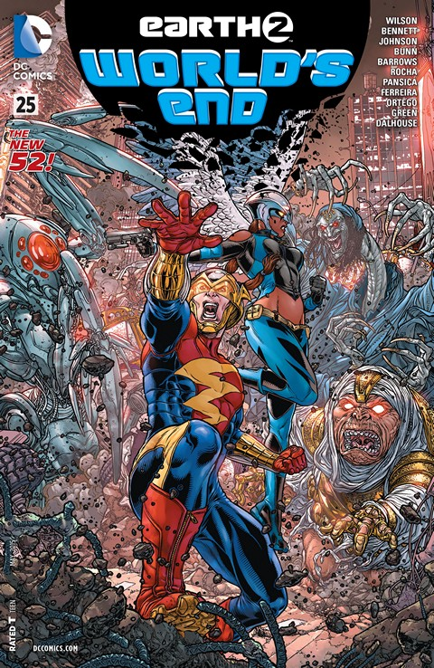 Earth 2 – World's End #25 Free Download