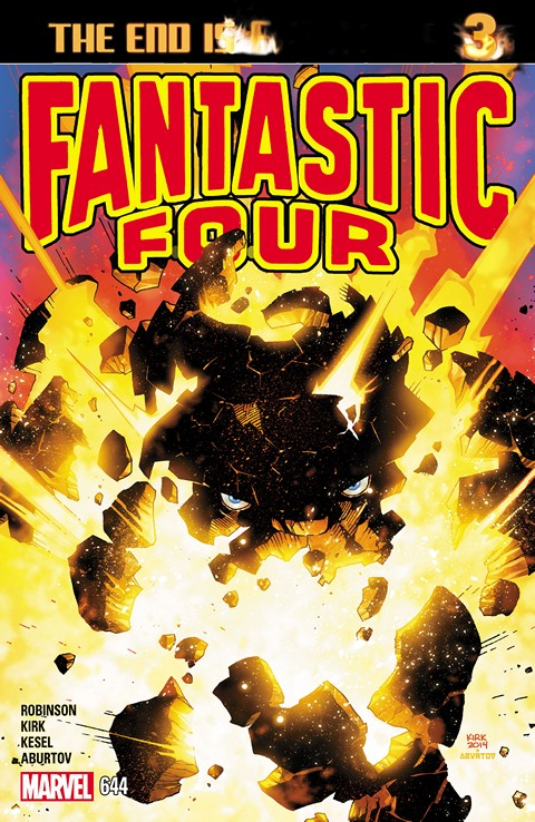 Fantastic Four #644 Free Download