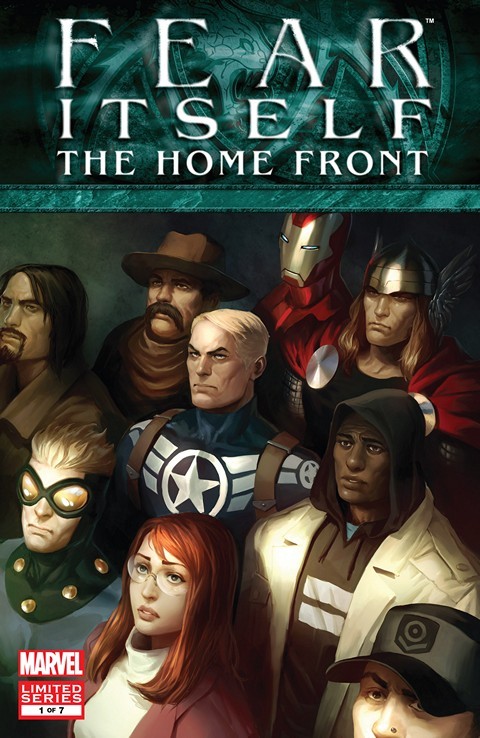 Fear Itself – The Home Front #1 – 7 Free Download