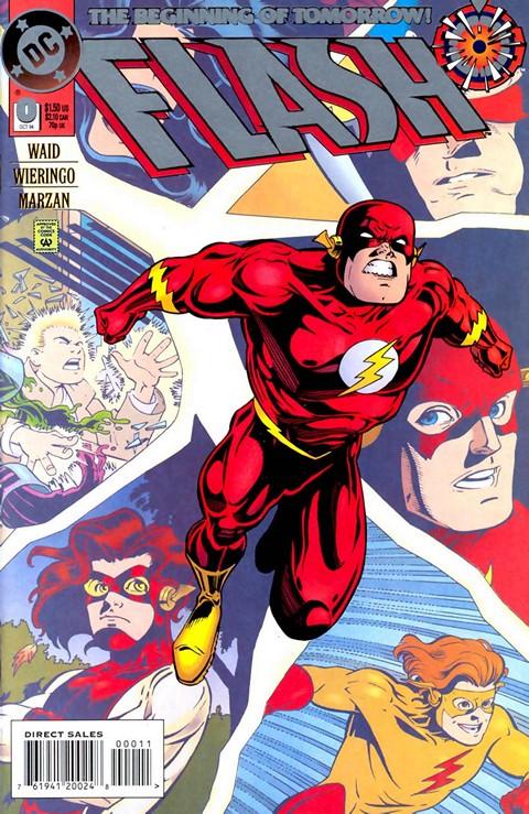 Flash Vol. 2 #0 – 247 + Annual & Extras (1987-2009)