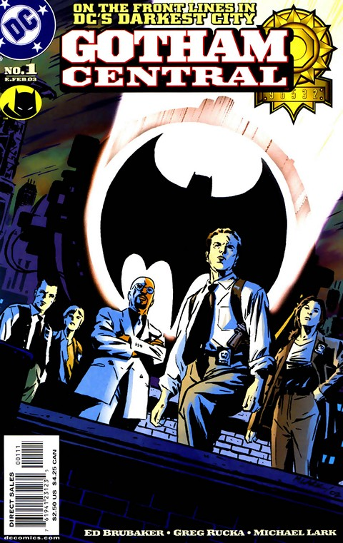 Gotham Central #1 – 40 Free Download