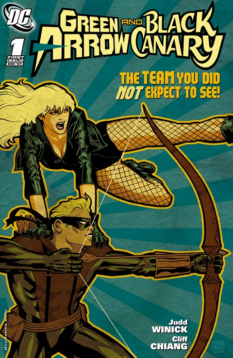 Green Arrow-Black Canary #1 – 5 Free Download