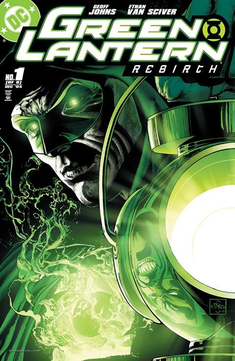 Green Lantern – Rebirth #1 – 6 + TPB (2004-2005 + 2010)
