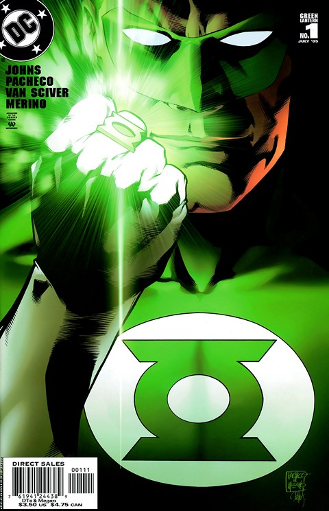 Green Lantern Vol. 4 #1 – 67 (2005-2011)