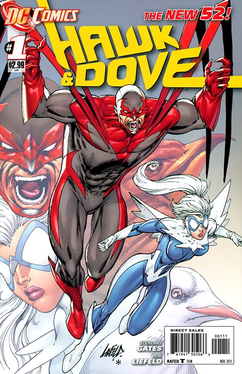 Hawk and Dove #1 – 8 Free Download