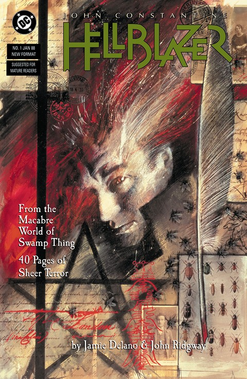 Hellblazer Ultimate (Collection) (1988-2014)