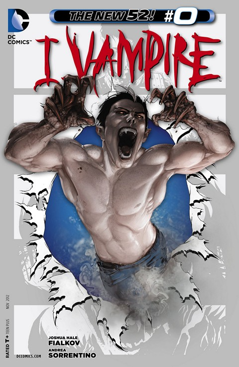 I, Vampire #1 – 19 Free Download