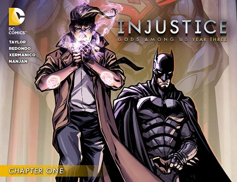 Injustice – Gods Among Us – Year Three #1 – 24 Free Download