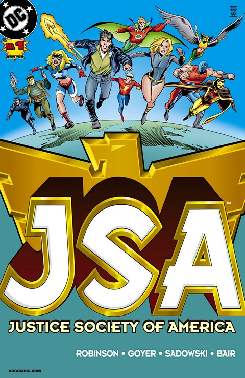 JSA (Justice Society of America) v1 #1 – 87 Free Download