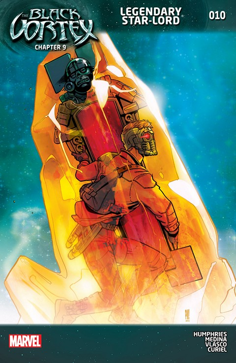 Legendary Star-Lord #10 Free Download