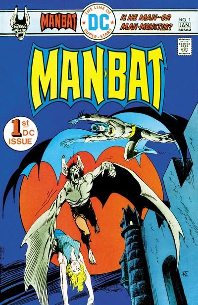 Man-Bat #1 – 2 (1976)