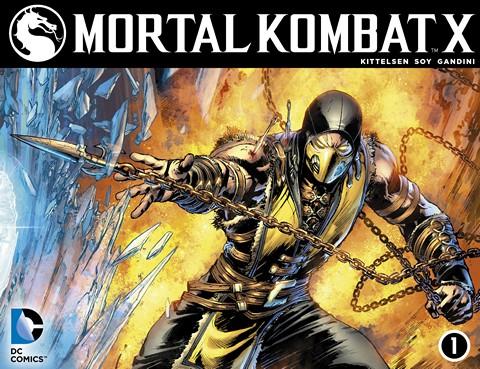 Mortal Kombat X #1 – 8 Free Download