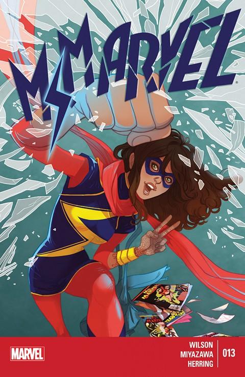 Ms. Marvel #13 Free Comic Download