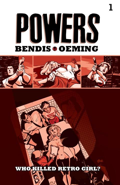 Powers v1 – 14 (TPB) + Powers Bureau v1 – 2 Free Download
