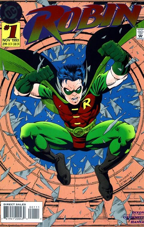 Robin #1 – 183 (1993-2009)