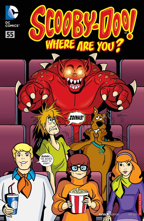 Scooby-Doo, Where Are You #55 Free Download