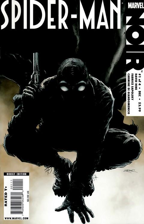 Spider-Man Noir #1 – 4 Free Download