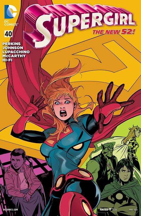 Supergirl #40 Free Download – GetComics