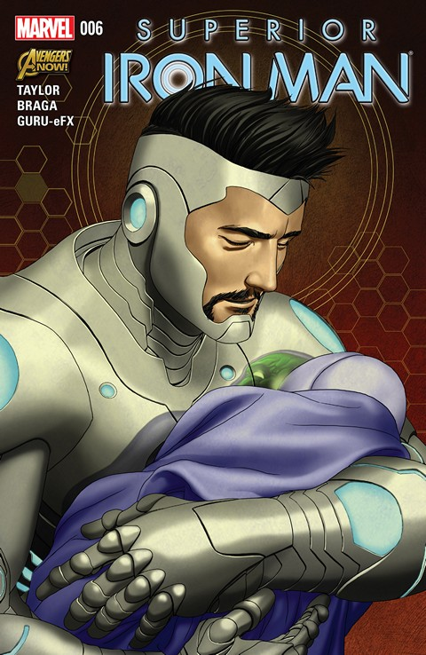 Superior Iron Man #6 Free Download