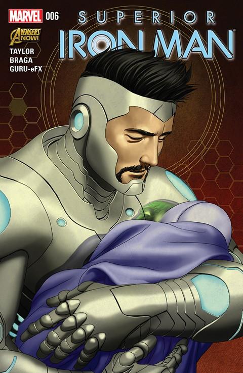 Superior Iron Man #6 Free Download