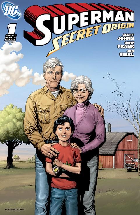 Superman – Secret Origin #1 – 6 Free Download