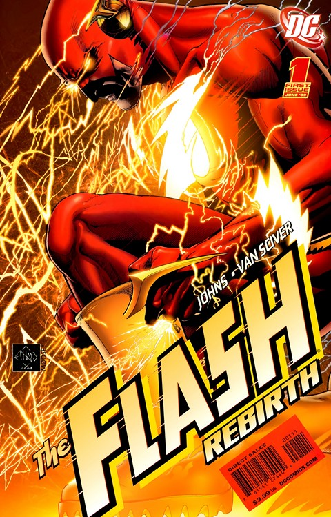The Flash – Rebirth #1 – 6 Free Download