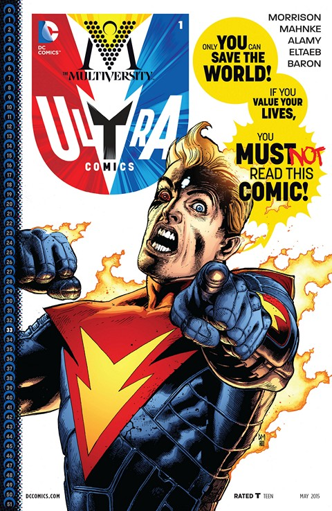 The Multiversity – Ultra Comics #1 Free Download