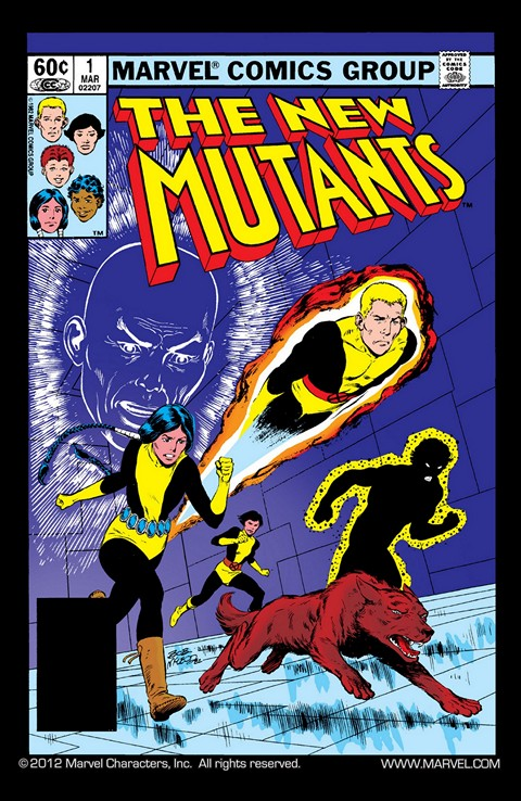 The New Mutants v1 #1 – 63 + Extras Free Download