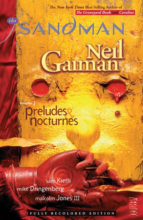 The Sandman Vol. 1 – 10 TPB (2010-2012)