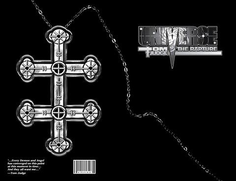 Tom Judge – The Rapture Vol 1 TPB Free Download