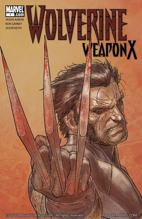 Wolverine – Weapon X #1 – 16 Free Download