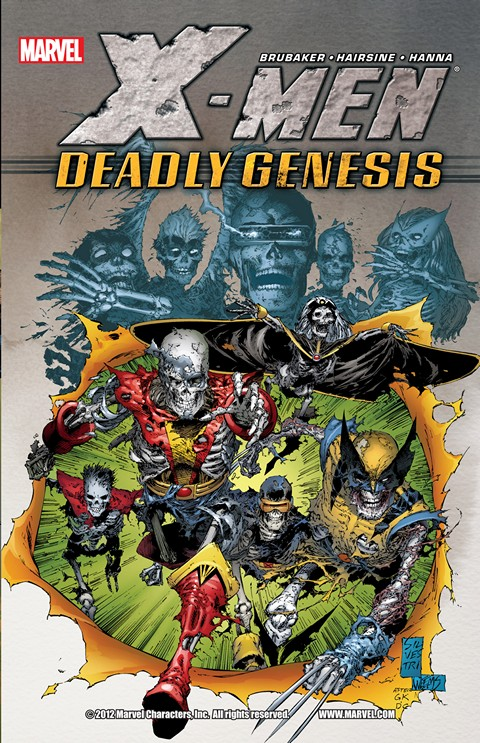 X-Men – Deadly Genesis (TPB) (2006)