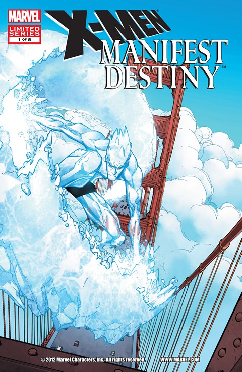 X-Men – Manifest Destiny #1 – 5 Free Download