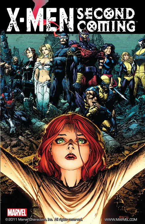 X-Men – Second Coming (Story Arc + TPB)