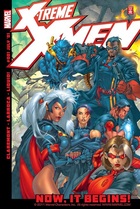X-Treme X-Men #1 – 46 Free Download