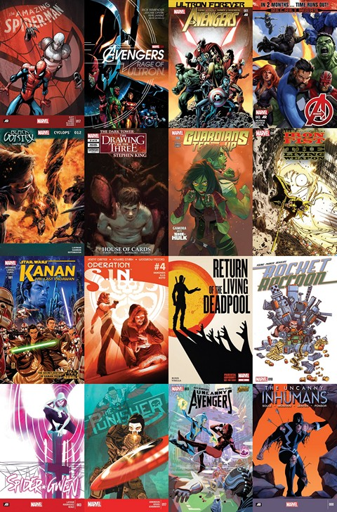 2015.04.01 Marvel NOW+ Free Download