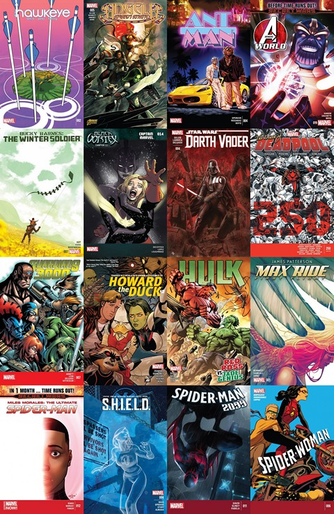 2015.04.08 Marvel NOW+ Free Download