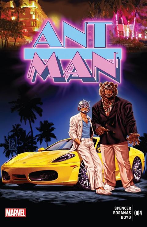 Ant-Man #4 Free Download
