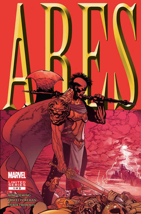 Ares – God of War #1 – 5 Free Download