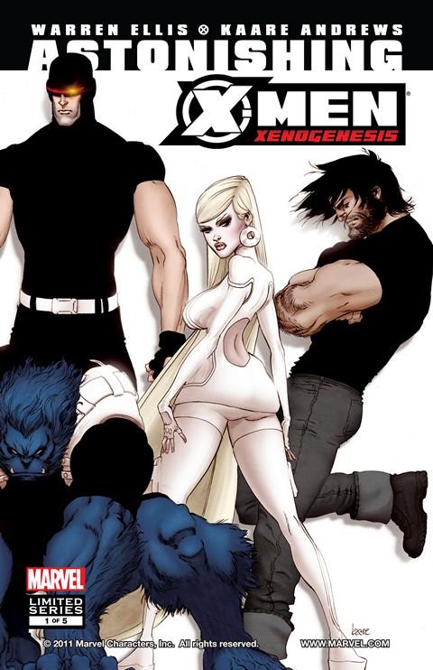 Astonishing X-Men – Xenogenesis #1 – 5 Free Download