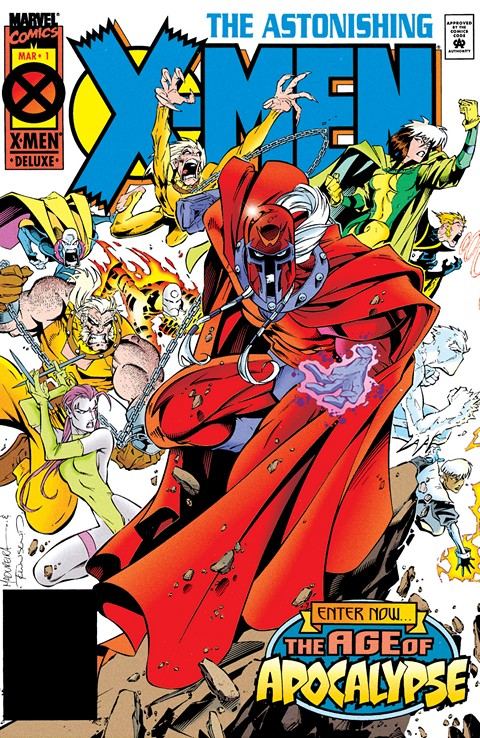 Astonishing X-Men v1 – v3 + Extras Free Download