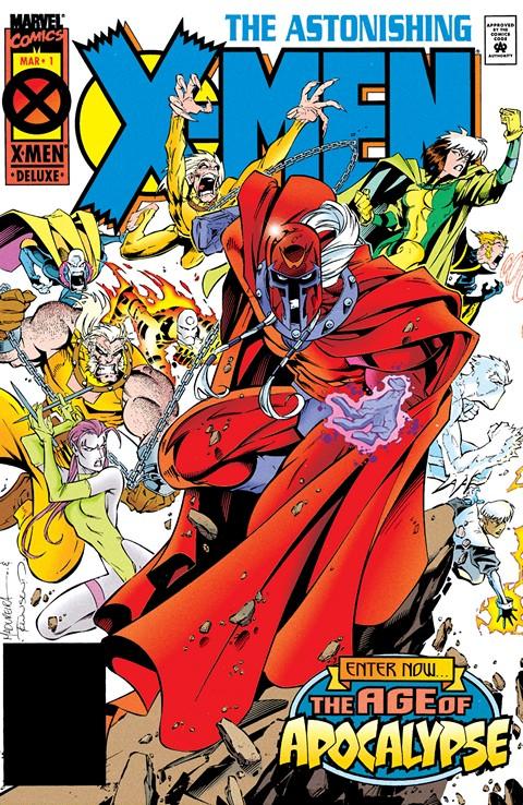 Astonishing X-Men Vol. 1 – 3 + Extras (1995-2013)