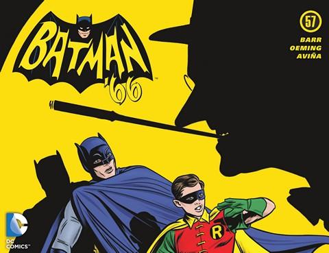 Batman '66 #52 – 57 Free Download