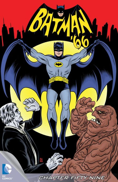 Batman '66 #58 – 59